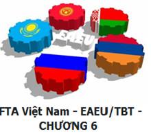 FTA Việt Nam - EAEU/TBT